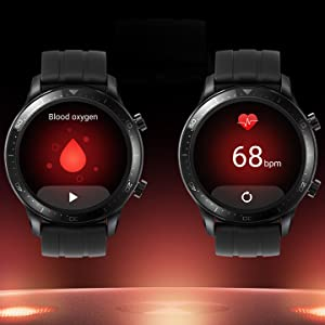 Heart Rate & Blood Oxygen Monitor