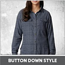 Button Down Style