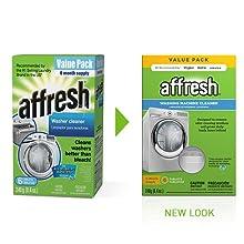 Affresh Washer Machine Cleaner 6 Tablets 8 4 Oz Amazon