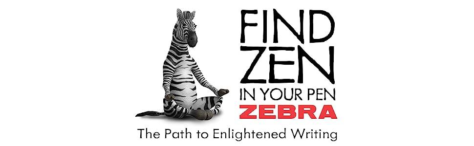 zebra logo, zebra pen logo, zebra pens, brand logo for zebra pen, find zen in your zebra pen