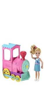 Amazon.es: Barbie Chelsea, Carrito de Helado de muñeca Chelsea ...