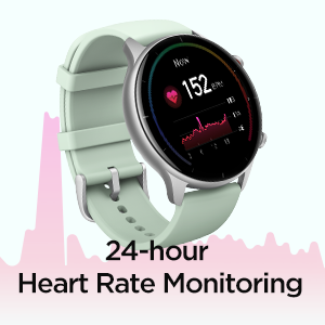 24 Hour Heart Rate Monitor