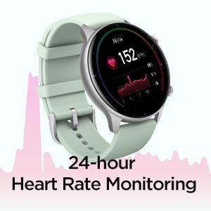 Monitor de frecuencia cardíaca 24 horas