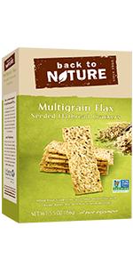 Amazon.com : Back To Nature Organic Stone Ground Wheat