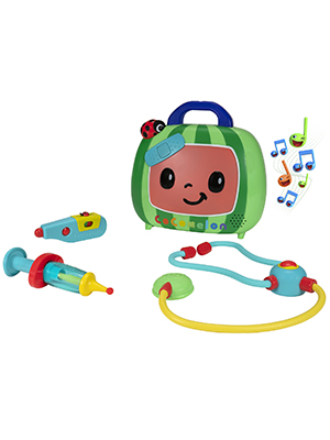 cocomelon toys doctor kit videos