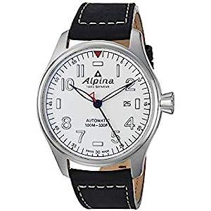Alpina Startimer Swiss Watch, Heritage, pilot watch, chronograph, swiss movement