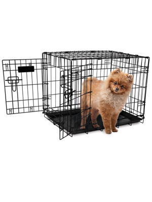 Amazon Com Petmate Quot Provalu Quot Wire Dog Crate Two Doors Precision Lock System 6