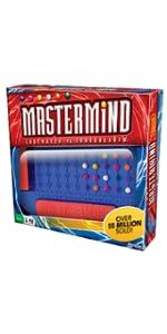 Mastermind, code