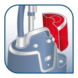 reservoir eau amovible IT3420C0 Défroisseur vertical calor pro style