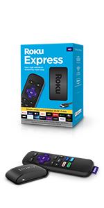 roku Express media player
