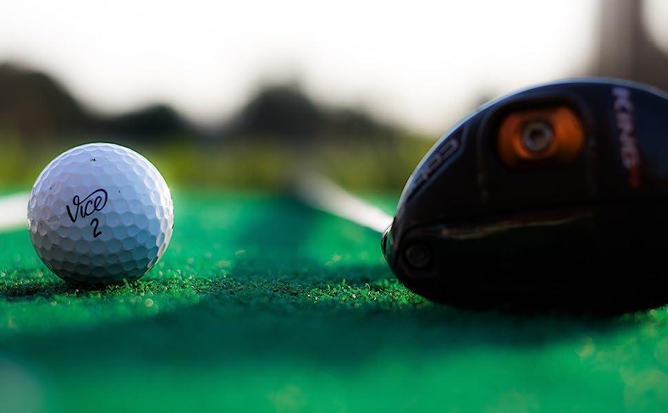 golf balls, golf, vice