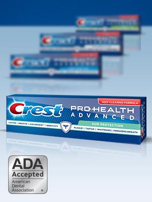 Crest Gum Protection