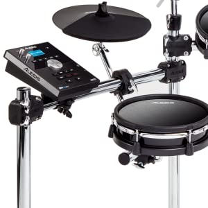 alesis dm10 mkii studio kit nine piece electronic drum kit with mesh heads alesis. Black Bedroom Furniture Sets. Home Design Ideas