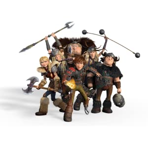 how to train your dragon, dreamworks, animation, family, movie, dragons, vikings, blu-ray, dvd