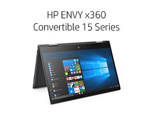 HP ENVY x360 Convertible 15 Series