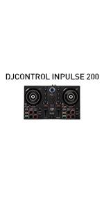 DJControl Inpulse 200, Hercules dj