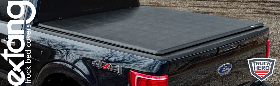 Trifecta 2.0, tri-fold truck bed tonneau cover