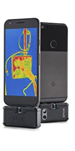 thermal camera, infrared camera, thermal imager