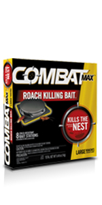 Combat Max Small Roach Bait 12ct, Combat Max Small Roach Bait 18ct · Combat Max Large Roach Bait 8ct · Combat Small & Large Roach Bait 12ct ...