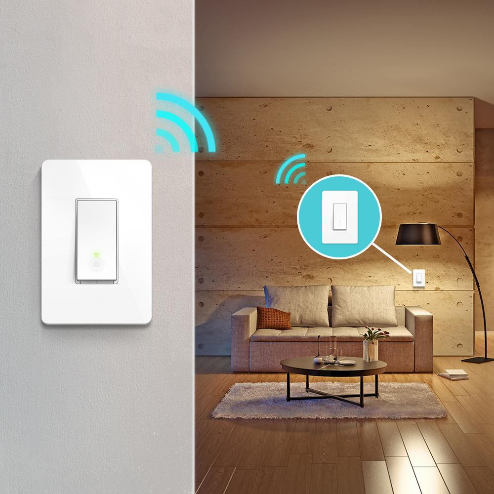 Kasa Smart Wi Fi Light Switch 3 Way Kit By Tp Link