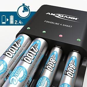 Batteribesparande