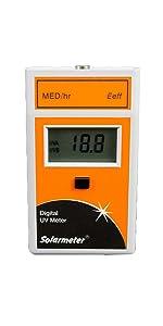 acrylic shield transmission; uv eyewear block comparison; uv meter med/hr; lamp/sun med/hr; tanning