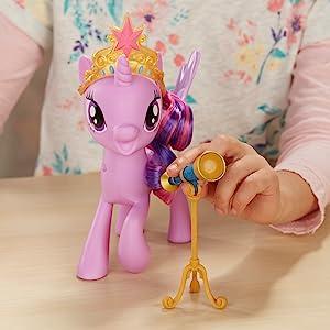 My little pony meet twilight sparkle