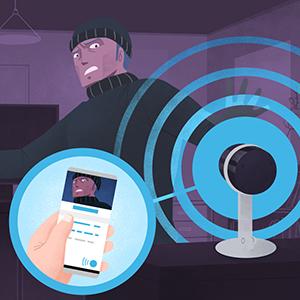 Sensor de Movimiento WiFi. PIR, Aviso por notificación al ...