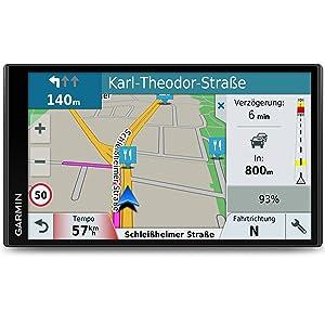Garmin Drivesmart 61 Lmt D Ce Navigationsgerät 17 65 Cm 6 95 Zoll Touchdisplay Zentraleuropa Traffic Via Dab Oder Smartphone Link Lebenslang Kartenupdates Verkehrsinfos Smart Notifications Navigation