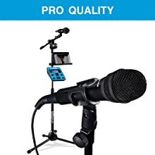 pro quality microphone