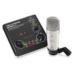 Behringer Voice Studio Musikinstrumente