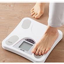 体重計 体脂肪計 スケール