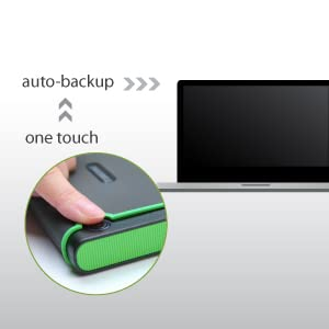 One-touch auto backup