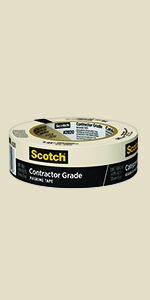 Contractor Grade Masking Tape