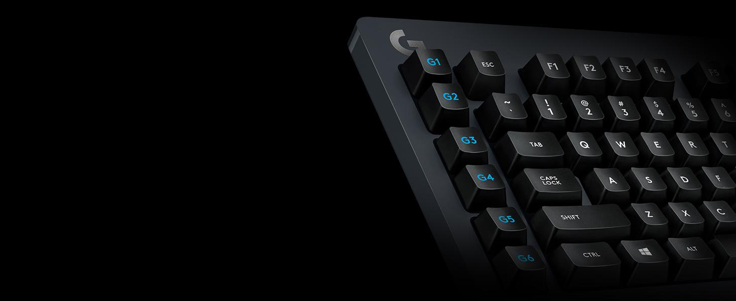 G-Keys