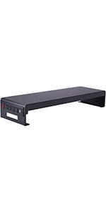 Monitor Stand, Standing desk converter, desk riser, standing desk, adjustable desk riser