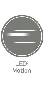 LED+ Motion Outdoor Bulbs