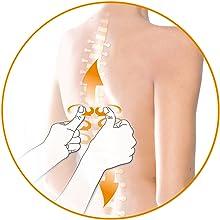 Massagefunktion Shiatsu Rollmassage Massagesitz Entspannung Verspannung Ruhe Muskeln