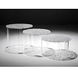 Kartell 8501B4 T-Table, mittel