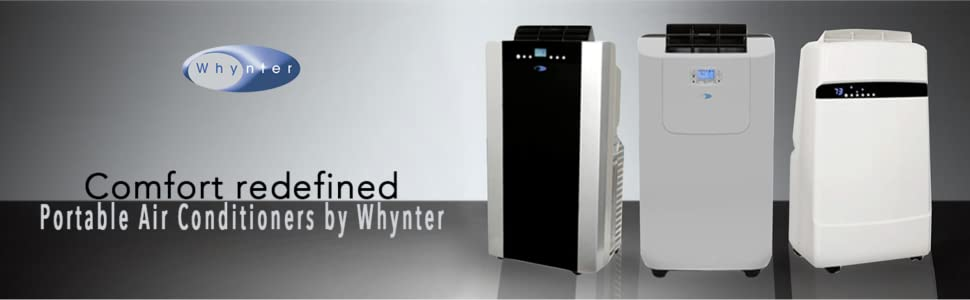 Whynter - Comfort redefined