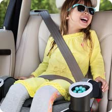 Backless Booster Car Seat