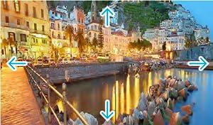 360°パノラマ写真を読み込み、プレビュー・編集・書き出しが可能。また、iPhoneカメラで撮影したHigh Efficiency ImageFile(HEIF)形式の写真や、Microsoft Su