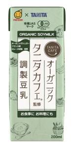 タニタカフェ監修 オーガニック調製豆乳200ml