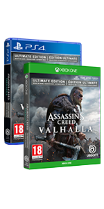 Assassin's Creed Valhalla PlayStation 4 PS4 Xbox One game pre-order preorder assassins