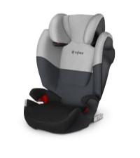 Cybex Silver Solution X2-Fix - Silla de coche con y sin ...