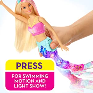 Make a Splash with Real Swimming Motion!