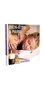 Bien-Etre a Paris coffret box cadeau Smartbox