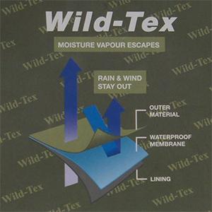 waterproof, windproof, breathable