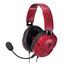 recon 50,nintendo switch,gaming headset,pc headset,switch headset,red headset,xbox one,ps4