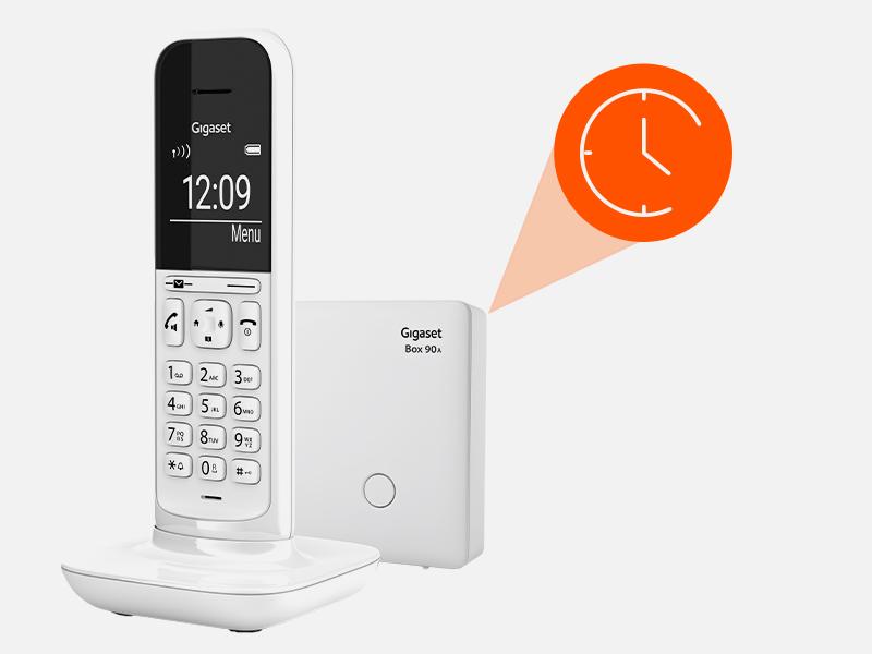 Gigaset Cl390a Schnurloses Telefon Mit Elektronik
